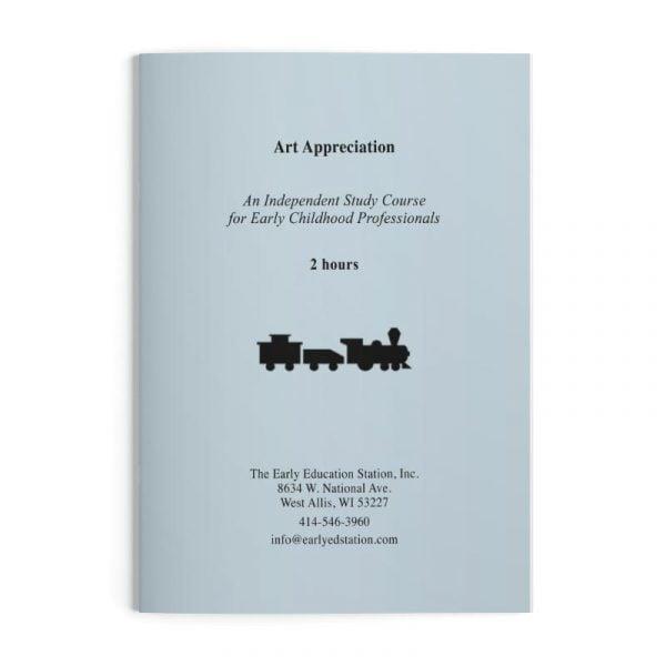 Art Appreciation Wisconsin Early Childhood Education Training