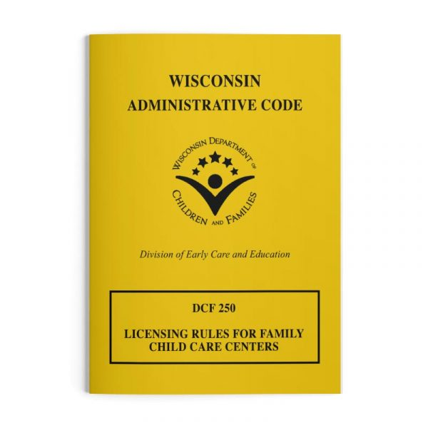 Licensing Rules for Family Child Care Centers