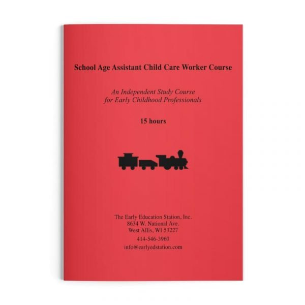 School Age Assistant Child Care Worker Course Wisconsin Early Childhood Education Training